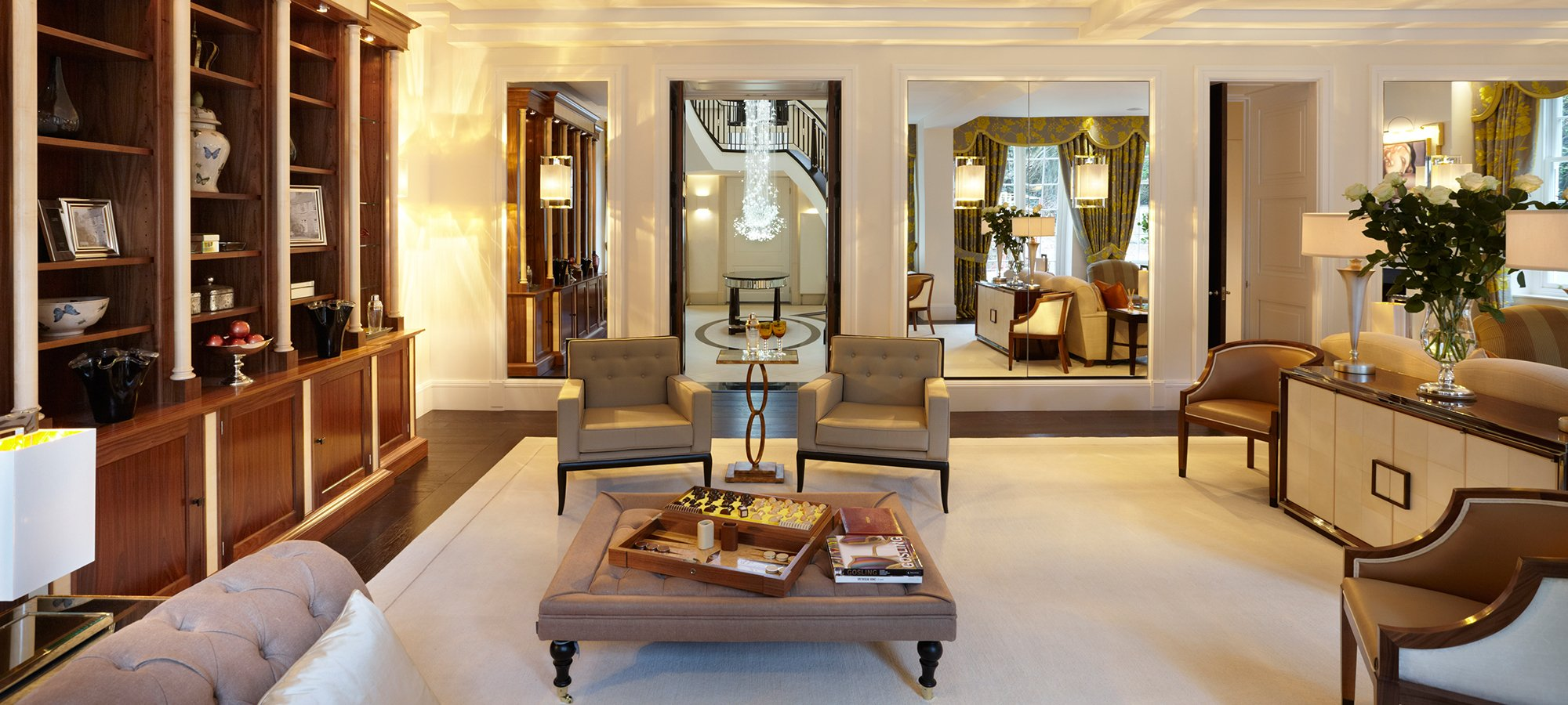 Interior Design Company in Dubai | Luxury Interior Design