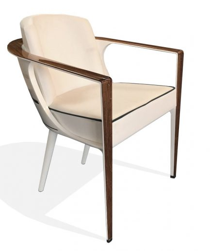 Armless Dining Chair 1