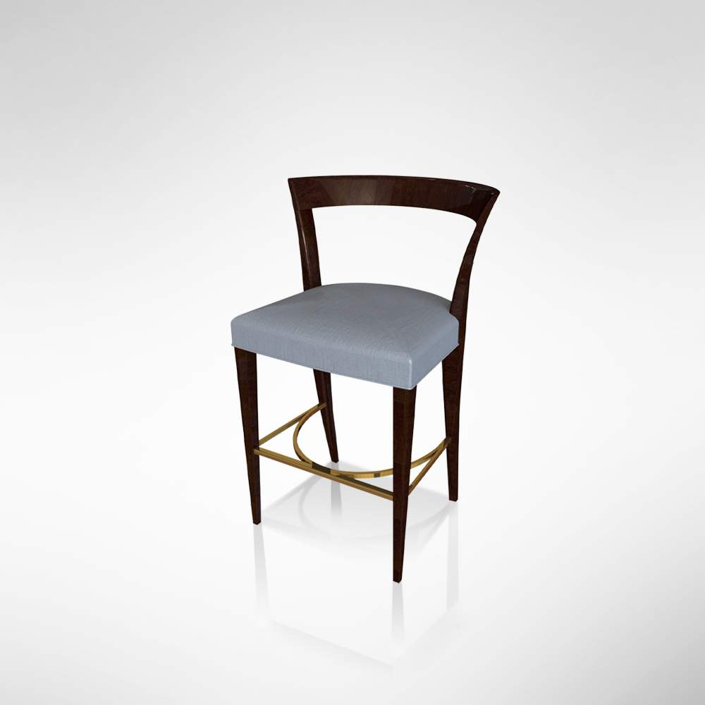 Henry Holland Bar Stool Front