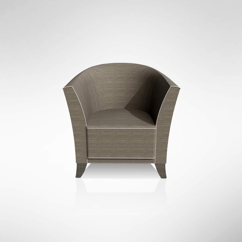 JLC Club Chair Front