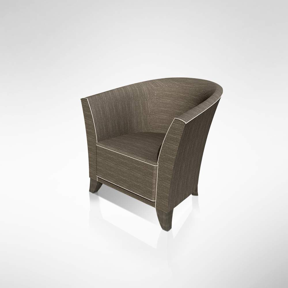 JLC Club Chair Side