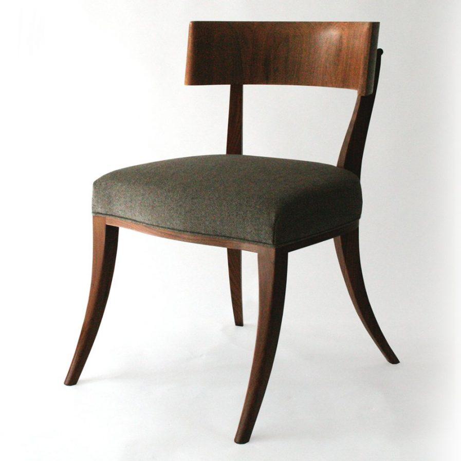 The Lord Leighton Klismos Chair