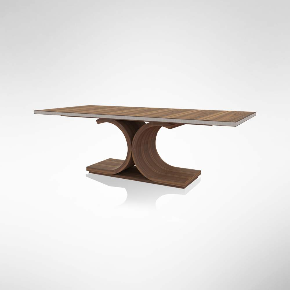 Rosewood Table Side