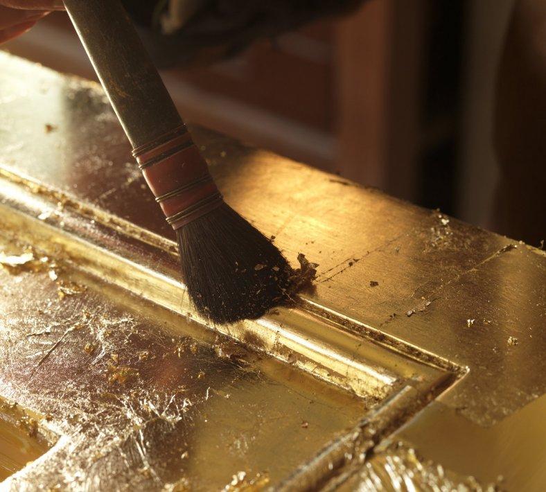 Craftsmanship Gilding