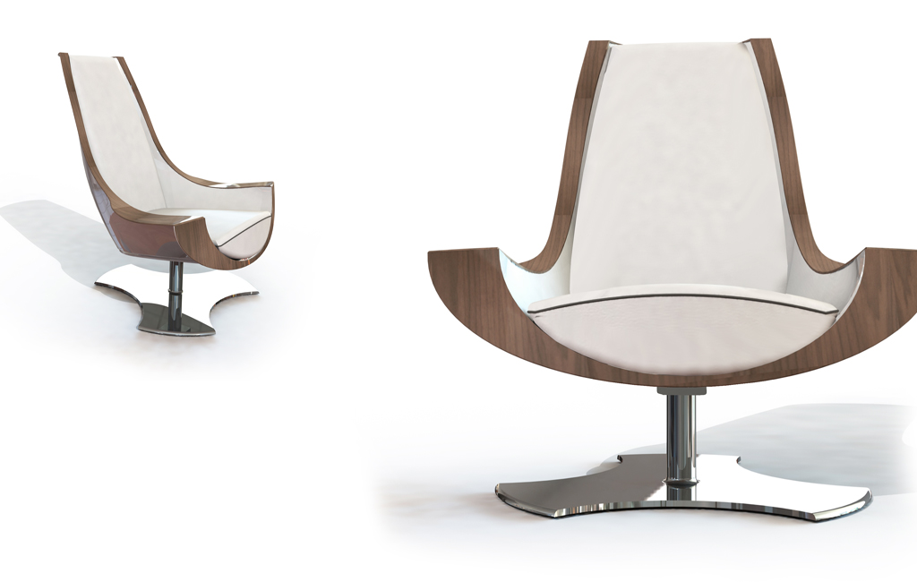 Concave Chair