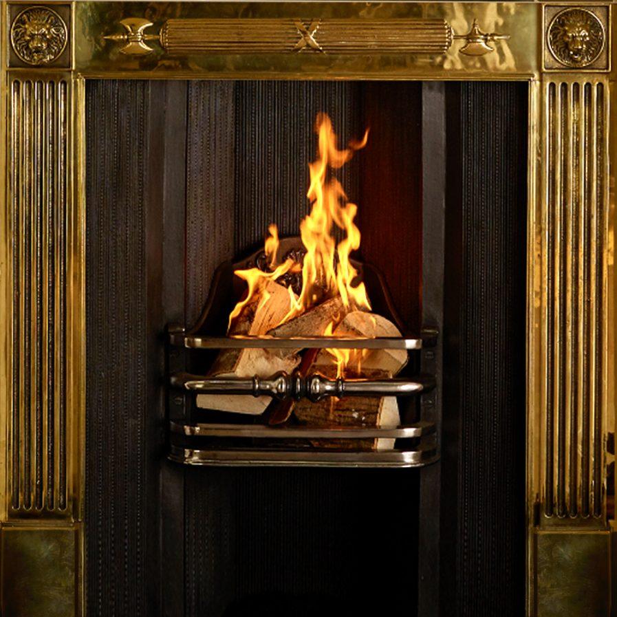 The Pompeii Register Grate