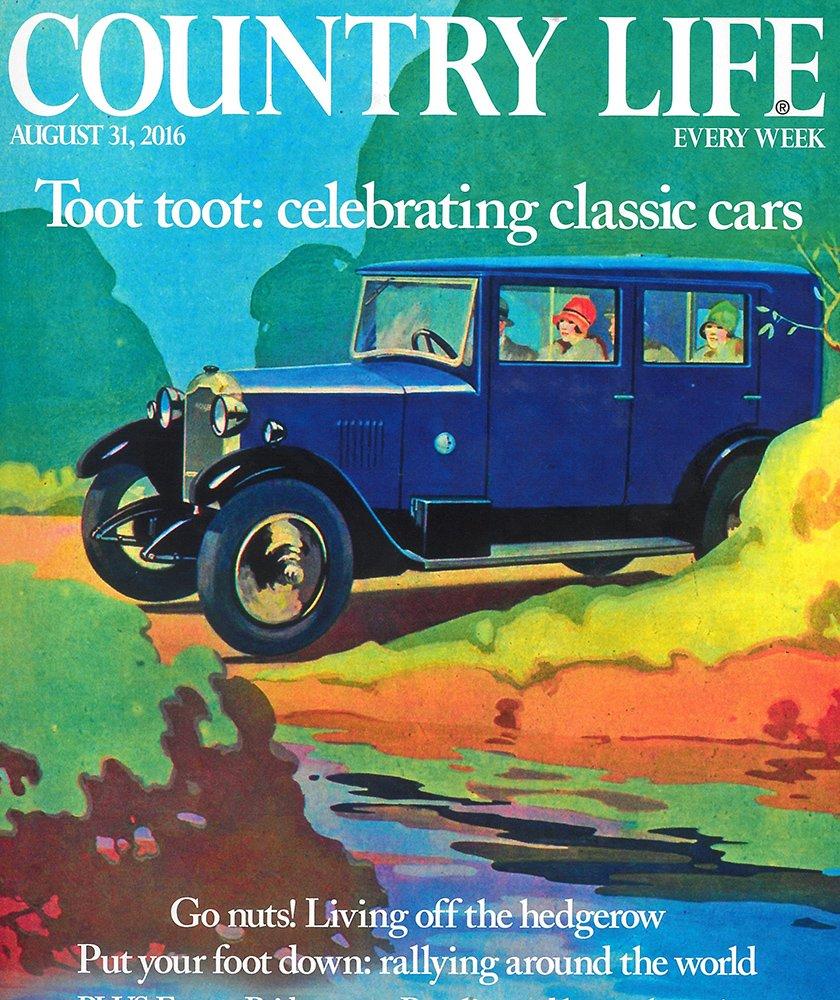 Country Life Aug 2016