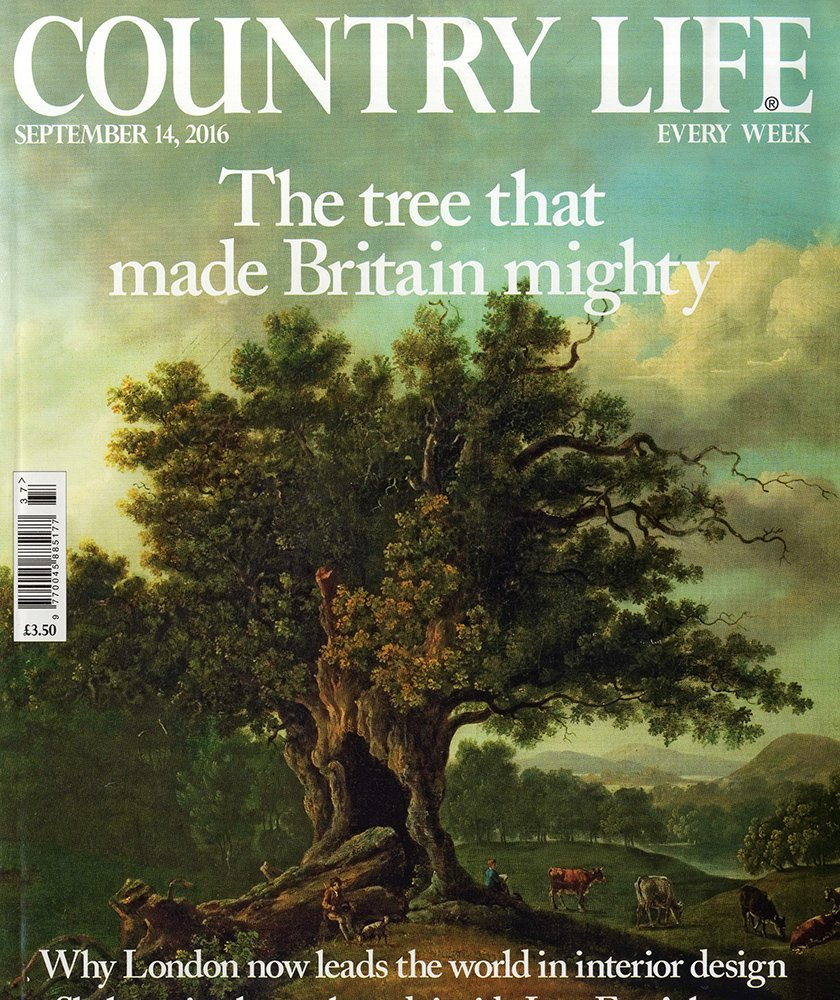 Country Life Sept 2016