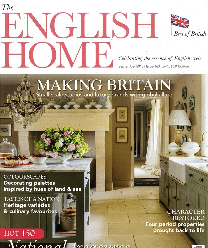 The English Home Sept 2018