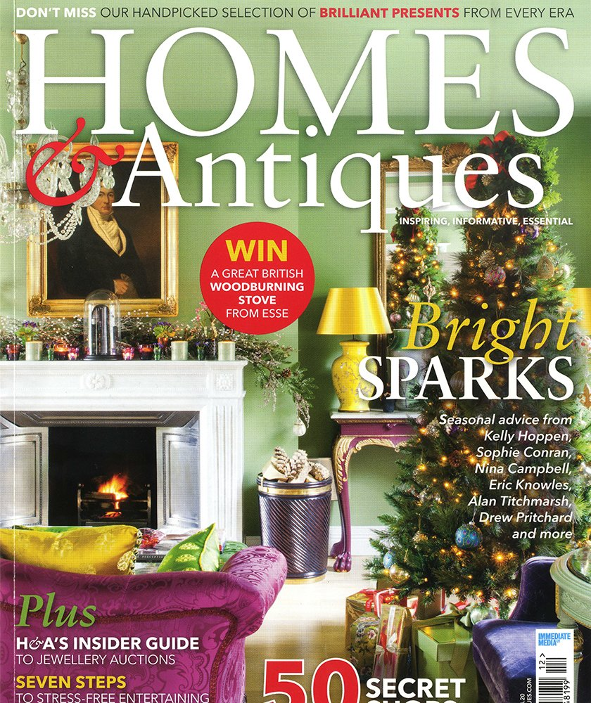 Homes & Antiques Dec 2016