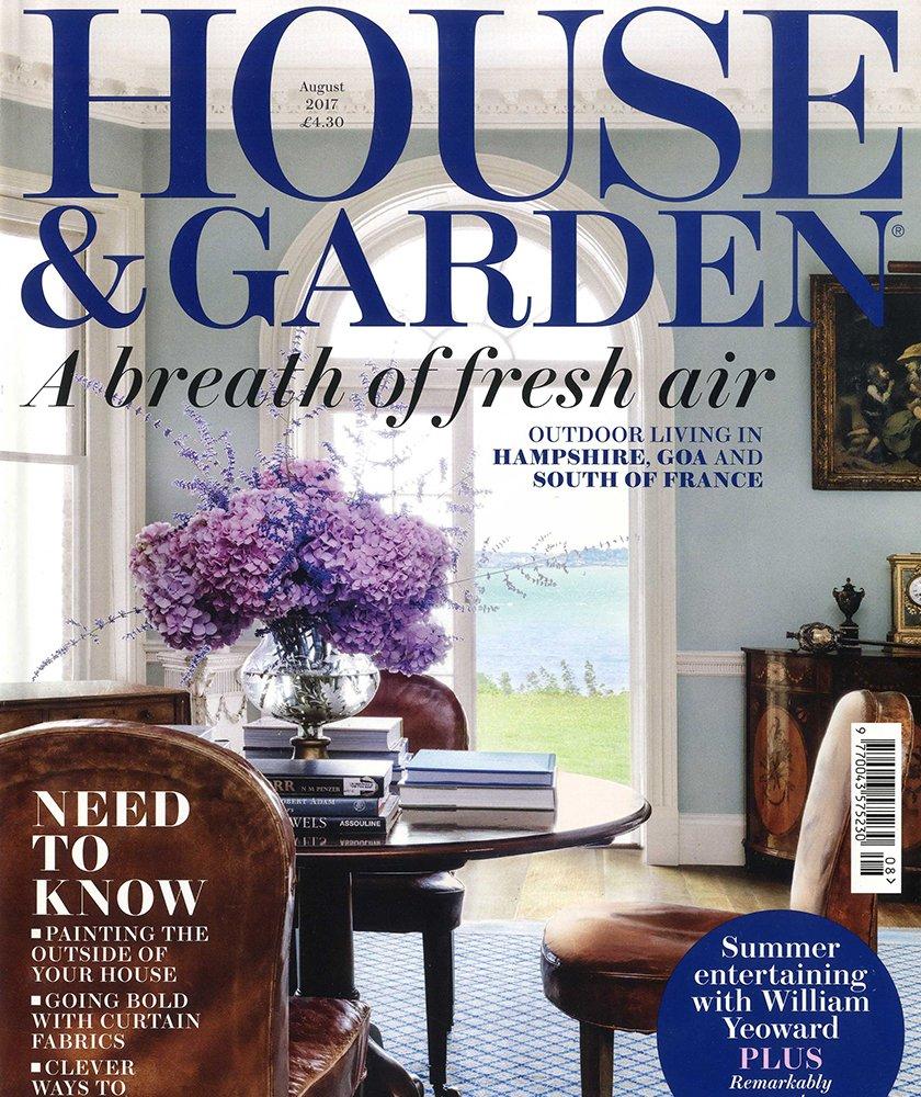 House & Garden August 2017