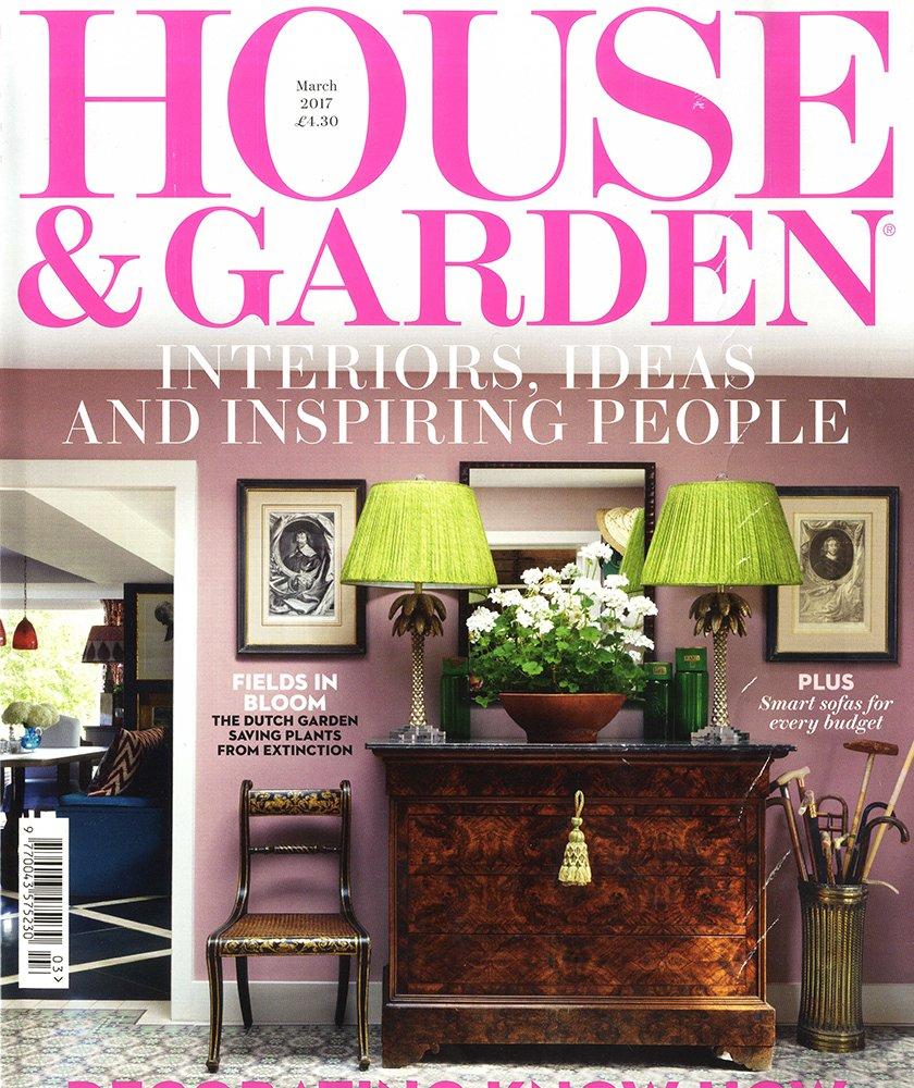 House & Garden March 2017