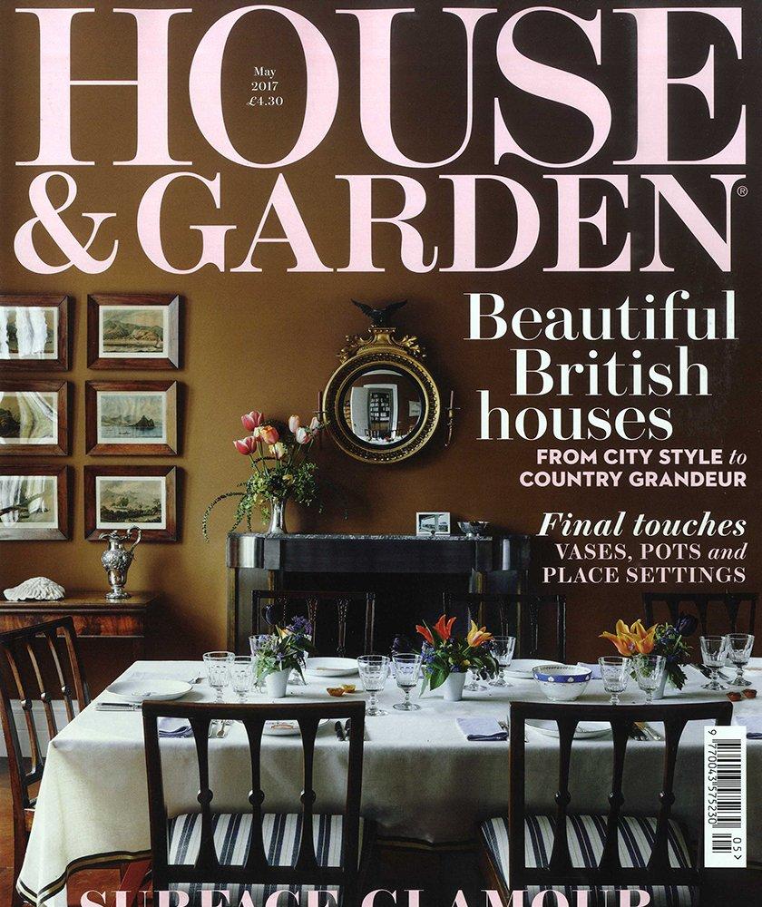 House & Garden May 2017