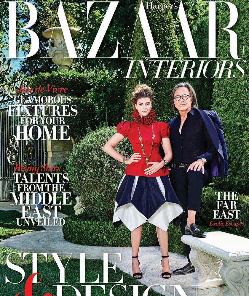 Harpers Bazaar April 2016