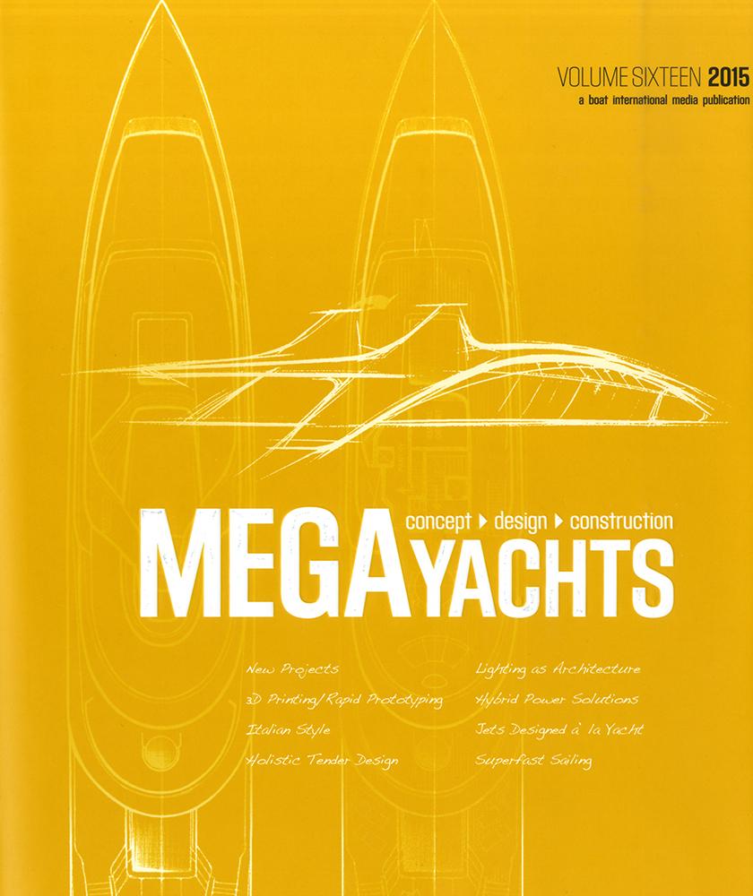 Mega Yachts 2015