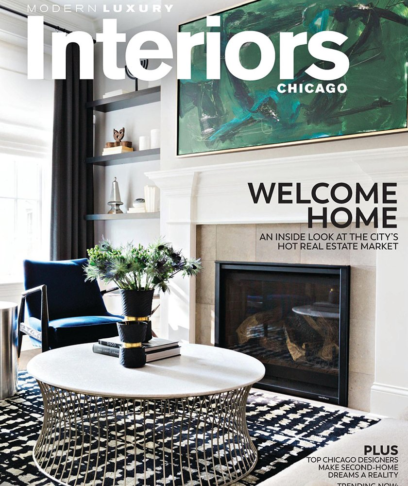 Modern Luxury Interiors July 2017
