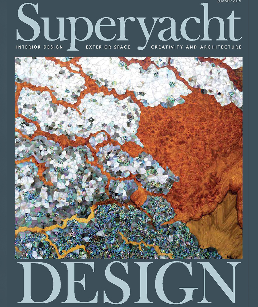 SuperYacht Design 2015