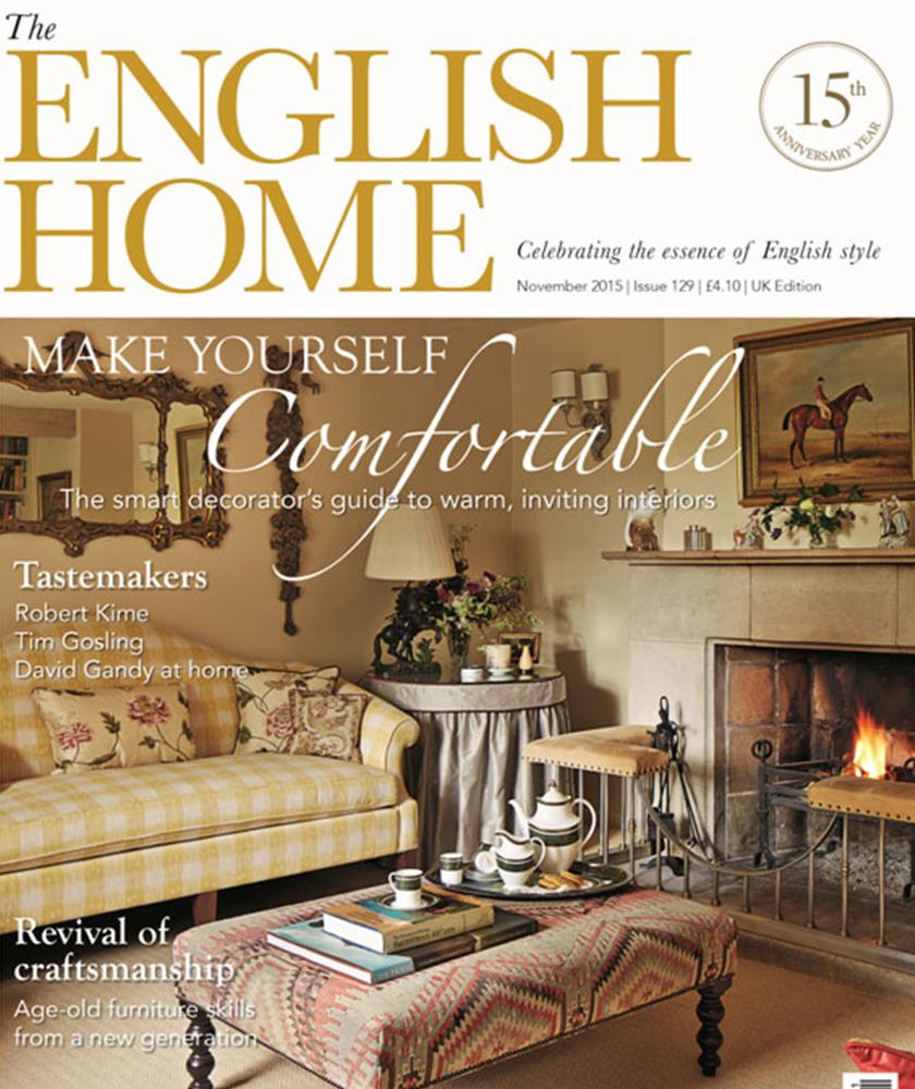 The English Home Nov 2015