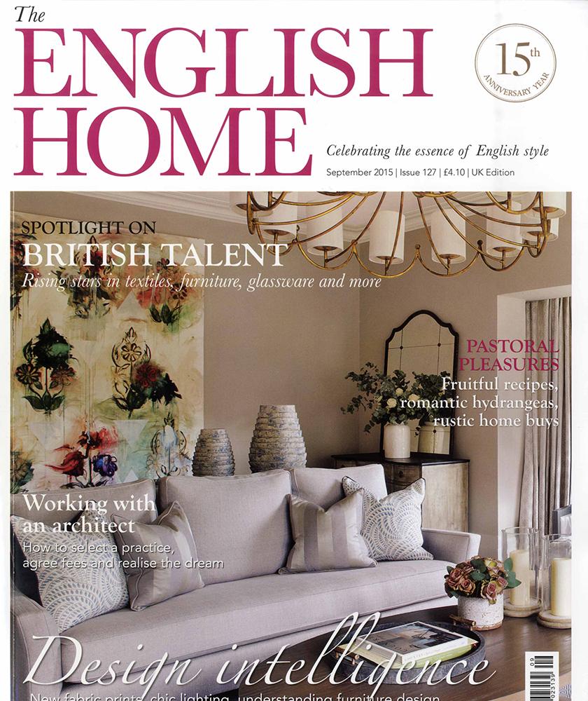 The English Home Sept 2015