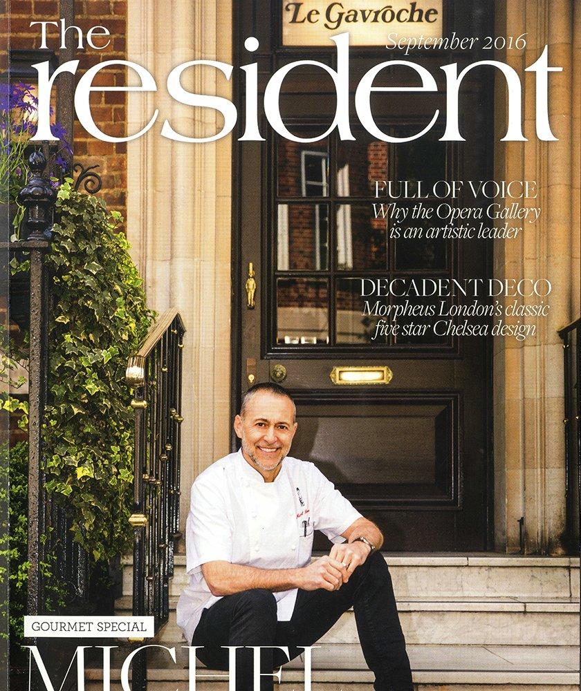 The Resident March 2016
