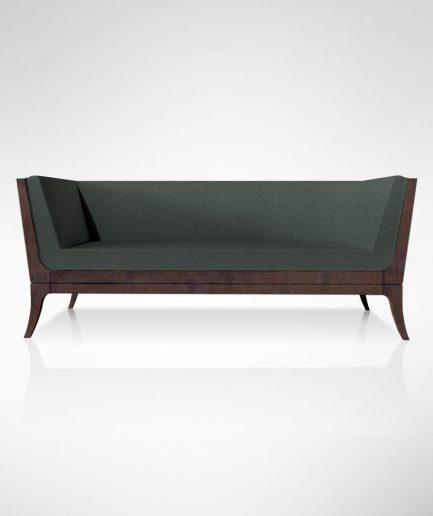 Alma Tadema Sofa - Green Fabric