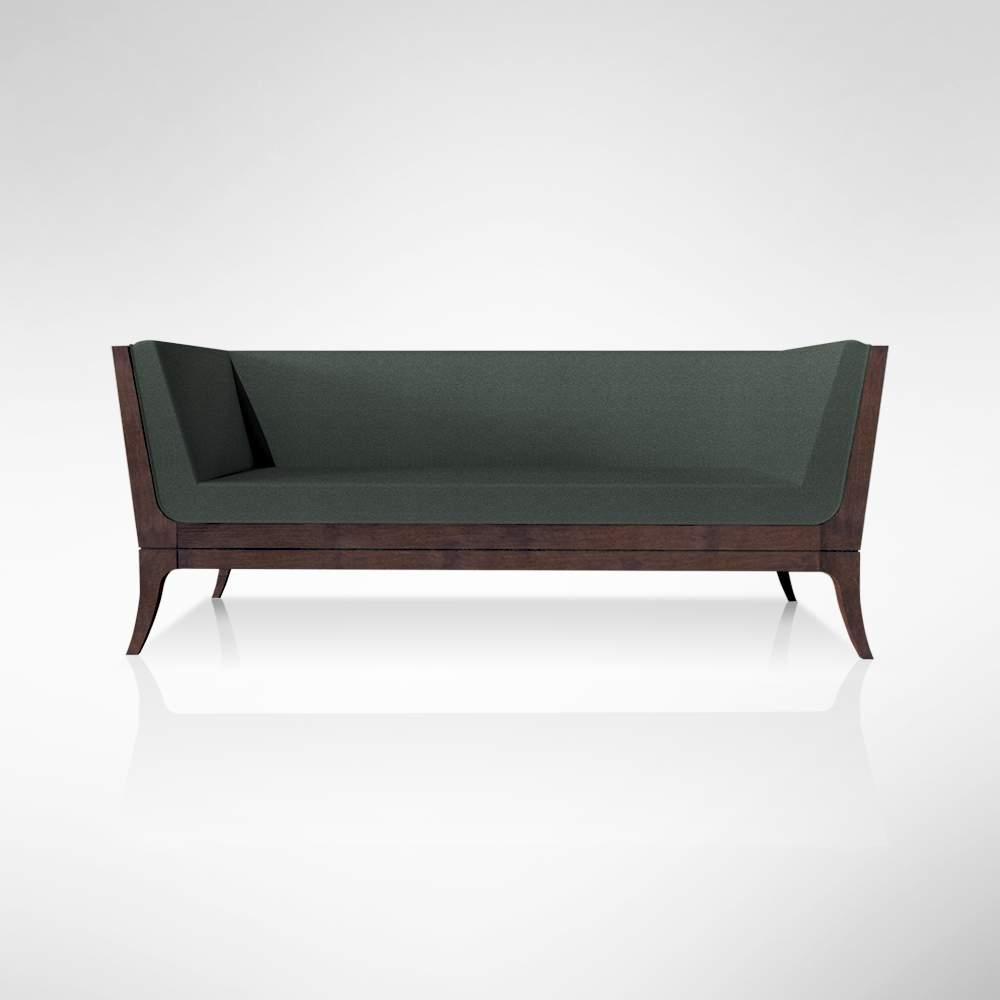 Alma Tadema Sofa - Green Fabric