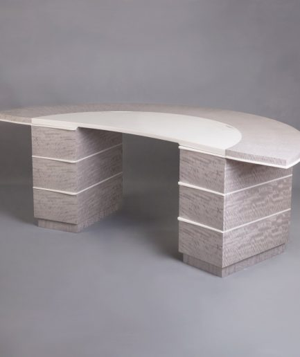 Grey Sycamore Desk