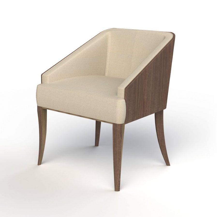 The Alma Tadema Chair