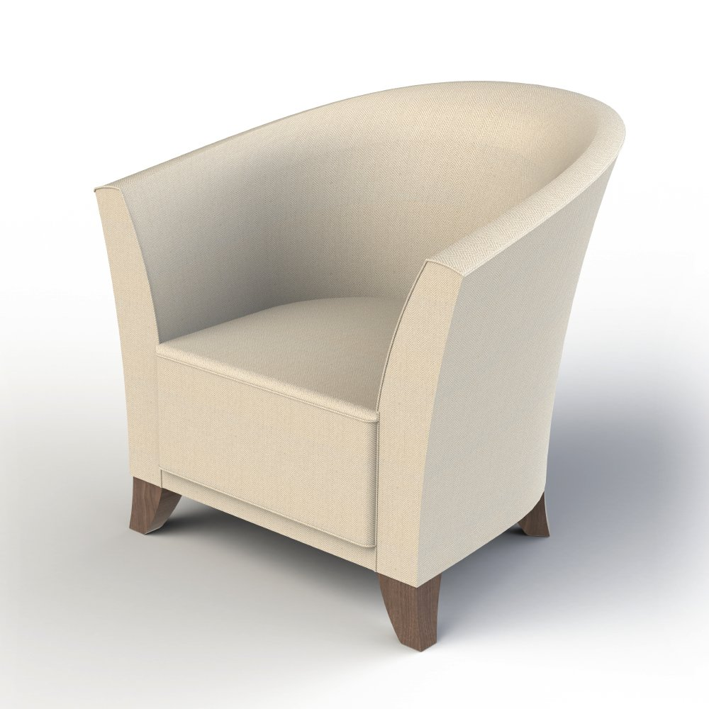The John Nash Club Chair