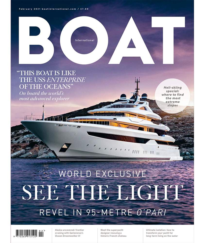 Boat International Feb 2021
